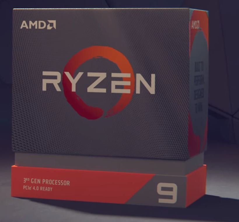Amd Ryzen 9 3950x 16 Core 3 5ghz Processor Cpu Solutions