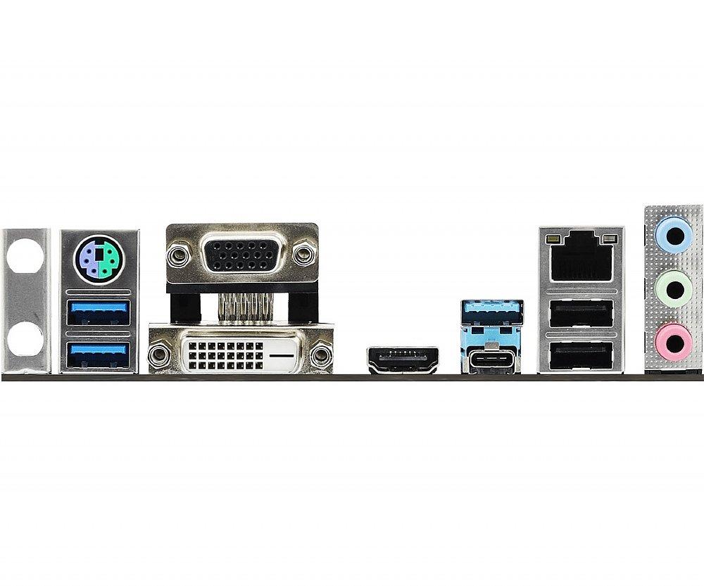 ASRock Motherboard Z390 Phantom Gaming 4 LGA1151 Z390 Max 64GB DDR4 PCI  Express SATA3 ATX Retail
