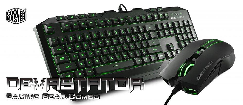 4a47d089896 Cooler Master Devastator 3 Keyboard & Mouse SGB-3000-KKMF1-US