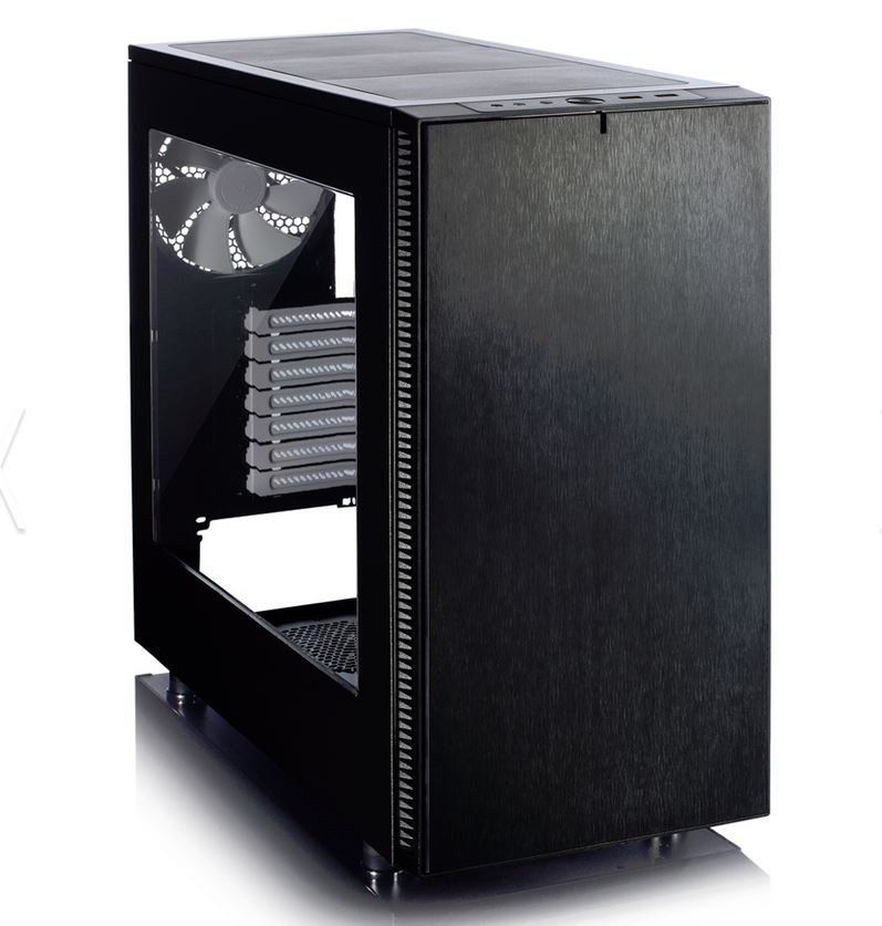 Tower Design Pc : Fractal design define s computer case mid tower no ps with