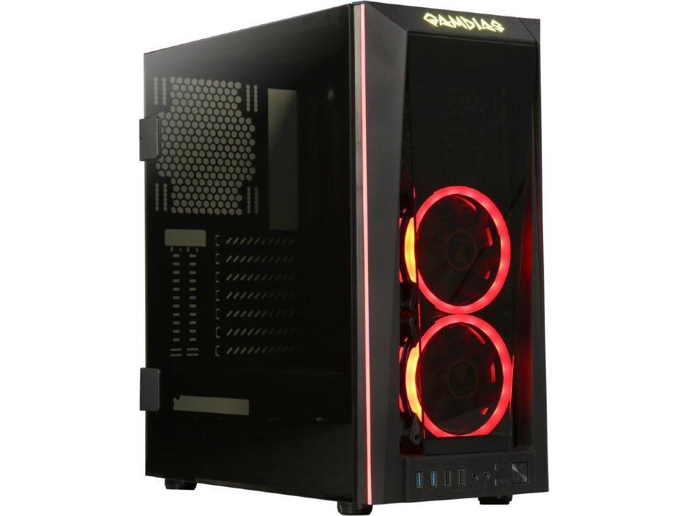 Gamer PC i9 9900KF to 5 0Ghz 8 Core Win 10, 16GB RAM, 512GB NVMe SSD,  GTX1650 4GB RGB Case