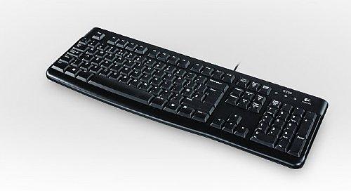 7c04db0490b Logitech K120 Keyboard - Wired USB
