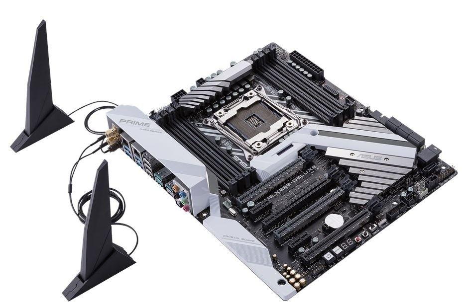 Asus Prime X299-deluxe Desktop Motherboard