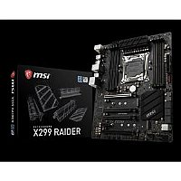 Tested LGA 2066 Motherboard Combo w/RAM