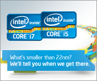New 3rd Gen Intel� Core� Processors - Ivy Bridge CPUs